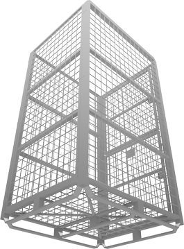 CAD Designed Roll Cage