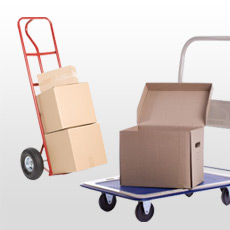 Parcel Trolleys & Sack Trolleys