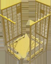 Bespoke Fabrication, Parcel Cages & Metal Stillages