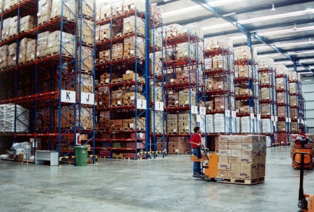 Warehousing Distribution Pallet Racking Systems