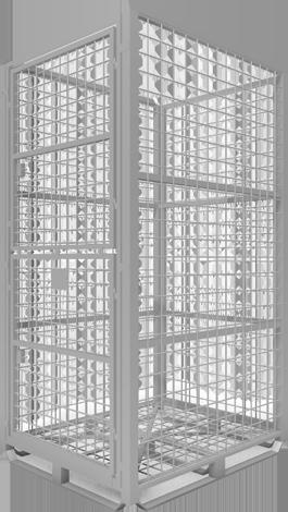 Parcel Cages & Stillages