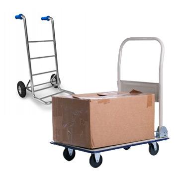 Parcel Trolleys & Sack Trolleys