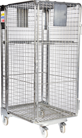 Roll & Retention Cages